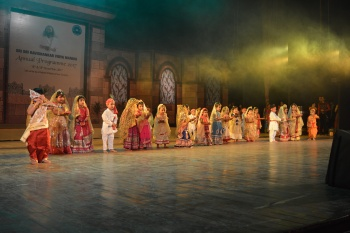 Students performance in Annual Prog m.JPG
